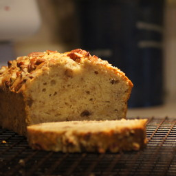 Mama Callie's Banana Nut Bread