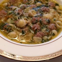 Mama's Italian Wedding Soup Recipe