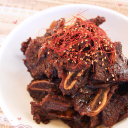 Mama's Braised Beef Short Ribs : Korean Style Beef Short Ribs