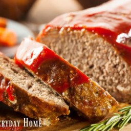 Mama's Homemade Meatloaf Recipe