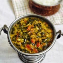 Manathakkali Keerai Masiyal Recipe
