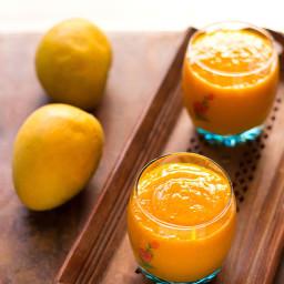 mango banana papaya smoothie recipe