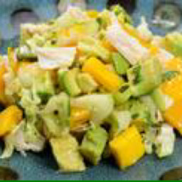 Mango Chicken Salad (Quick Fix)
