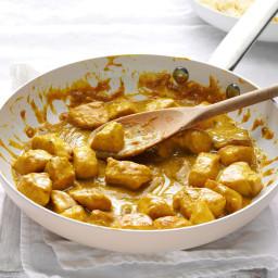 Mango Chutney Chicken Curry Recipe