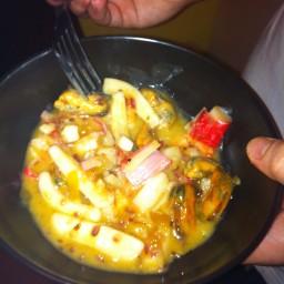 Mango Chutney Seafood Al South African