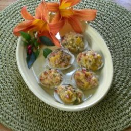 Mango Clams Casino