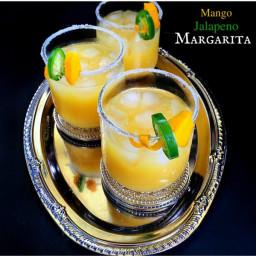 Mango Jalapeno Margarita