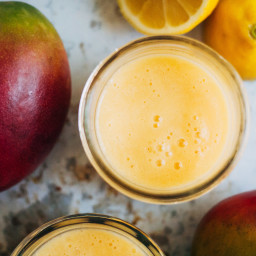Mango Melon Lassi