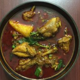 Manipuri chicken
