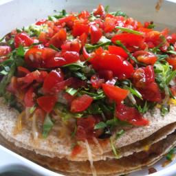 Manwich Tortilla Stack