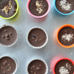 Maple Coconut Coffee Chocolates