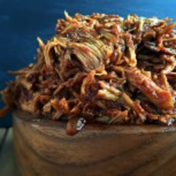 Maple Glazed Pulled Pork