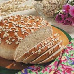 Maple Oat Bread