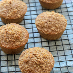 Maple Oat Muffins