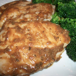 Maple Orange Glazed Chicken (Medifast)