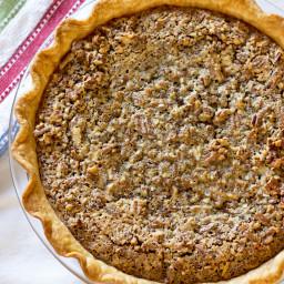 Maple Pecan Pumpkin Pie Recipe