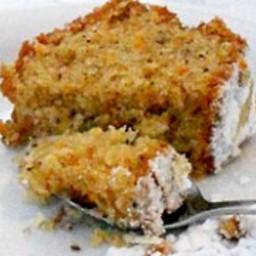 Maraki's Delicious Carrot Cake