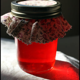 Maraschino Cherry Jelly