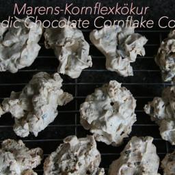 Marens-Kornflexkökur – Icelandic Chocolate Cornflake Cookies