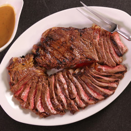 Margarita-Marinated Strip Steak