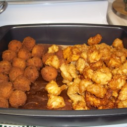 Marie Callender's Hush Puppies