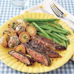 Marinade for Beef Steak (Flat Iron)