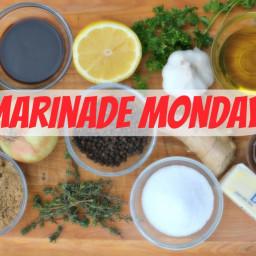 Marinade Monday: Steak Fajitas