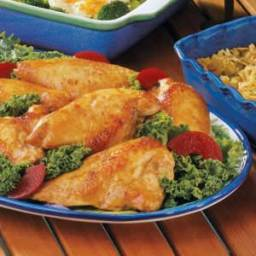 Marinated Baked Chicken Recipe