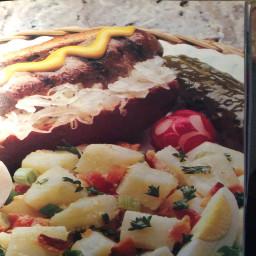Marinated Caesar-Style Potato Salad