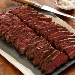 Marinated Grilled Hanger Steak