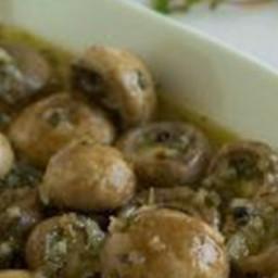 Marinated Mushrooms for Antipasto Recipe