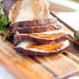 Marinated Pork Loin