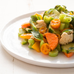 Marinated Veggie Crunch
