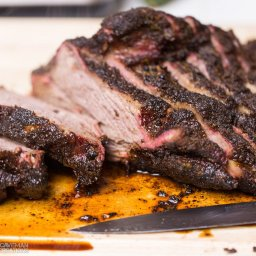 Marinated Barbecue Brisket