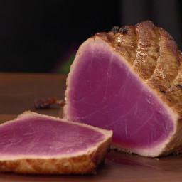 Marinated Seared Tuna