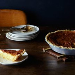 Mario Batalis Chess Pie