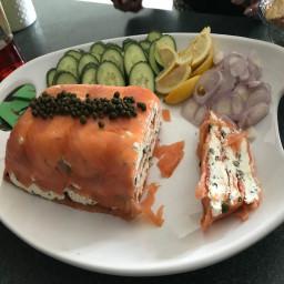 Mariqui's Smoked Salmon
