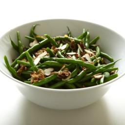 Mark Bittman's Green Beans with Crisp Shallots Recipe
