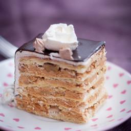 Markiza Cake (Cake Marquise)