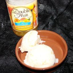 Marmalade Ice Cream