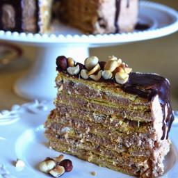 Marquise Cake (Markiza Cake)