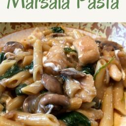 Marsala Pasta
