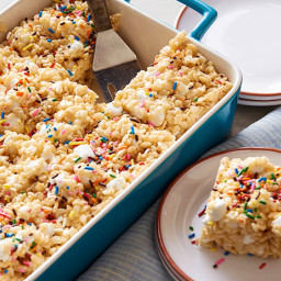 Marshmallow Crispy Treats