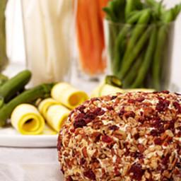Martha's Cheddar Cheese Ball