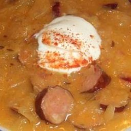 Mary Lou's Hearty Cabbage Soup