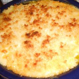 Mary's Cheesy Scalloped Cabbage