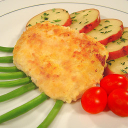 Mary's Pork Scallops A La Francese