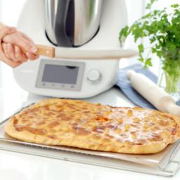 Masa de empanada y empanadillas (sin levadura)