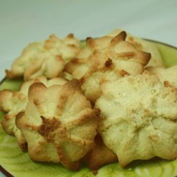 Masa Spritz Cookies