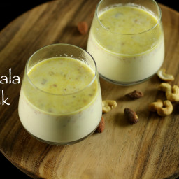 masala milk recipe | masala doodh recipe